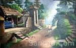 KP-01 Lukisan Kampung Bali