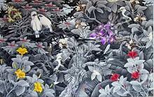 EP-01 Lukisan Burung Jalak Bali