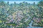 T-11 Lukisan Ubud Gaya Soki