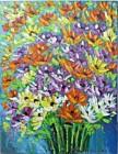 BG-70 Lukisan Bunga Palet