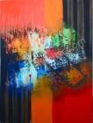 AT-15 Lukisan Abstrak