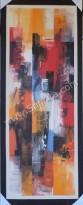 AT-06 Lukisan Abstrak