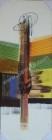 AT-13 Lukisan Abstrak