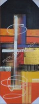 AT-10 Lukisan Abstrak