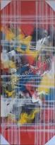 AT-08 Lukisan Abstrak