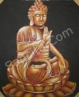 BA-05 Lukisan Budha