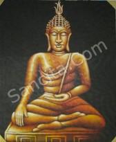 BA-10 Lukisan Budha