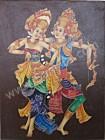 PB-15 Lukisan Penari Rama Sita