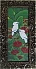 BR-09 Lukisan Burung Jalak Bali