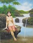 R-04 Lukisan Gadis di Sungai