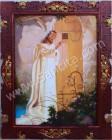 R-17 Lukisan Yesus Mengetok Pintu