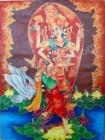 T-18 Lukisan Dewi Saraswati