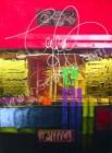 AT-29 Lukisan Abstrak