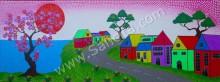 PM-10 Lukisan Rumah
