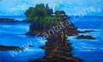 PM-11 Lukisan Pura Tanah Lot