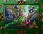 KP-10 Lukisan Kampung Bali