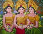 PB-32 Lukisan Penari Bali