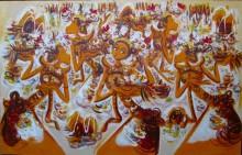 PB-35 Lukisan Penari Bali