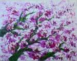 BG-53 Lukisan Bunga Palet